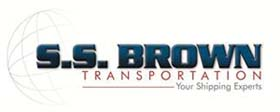 S. S. Brown Transportation, Inc.
